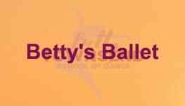 Betty's Ballet