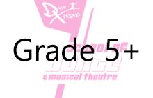 Ballet - Grade 5+