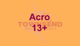 Acro - 13+