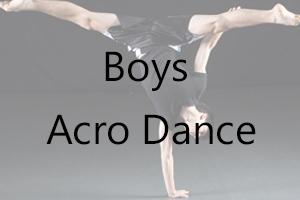 Boy Acro Uniform