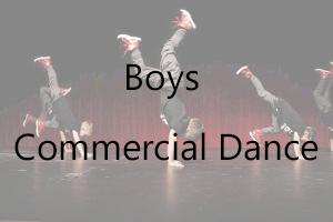 Boys Commercial Dance Uniform