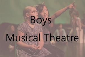 Boys Musical Theatre Uniform