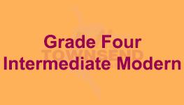Grade Four-Intermediate - Modern