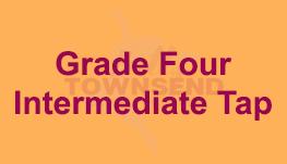 Grade Four-Intermediate - Tap