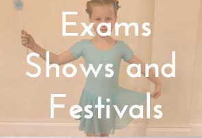 AIM Exams Shows and Festivals