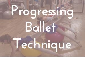AIM Progressing Ballet Technique